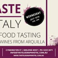 Telegraph Hotel Wine Tasting Featuring Wines From Arquilla