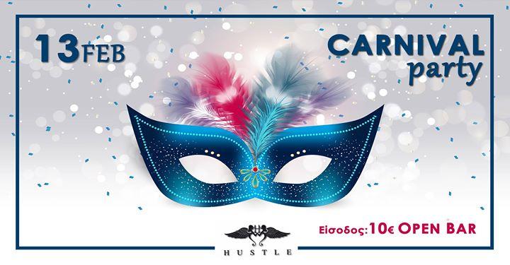 Carnival_Edition with GEO PapadakisOPEN BAR