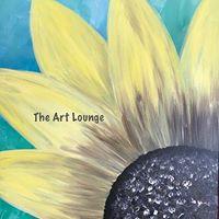 Paint &amp Sip  Sweet Sunflower
