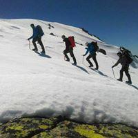 Salida prctica de Alpinismo