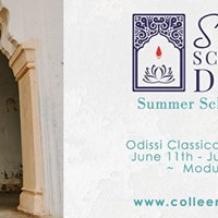Odissi Summer School in Greece