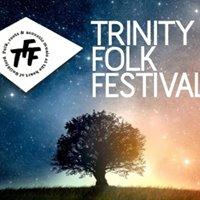 Ange Hardy &amp Lukas Drinkwater at Trinity Folk Festival