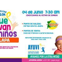 Carrera Familiar 10K Que Vivan Los Nios Jalapa