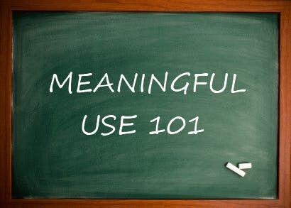 Augusta Meaningful Use workshop