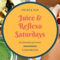 Juice &amp Reflexo Saturdays