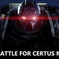 The Battle for Certus Minor