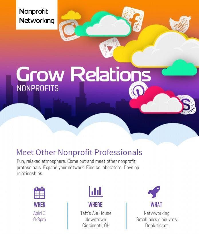 Nonprofit Networking Happy Hour