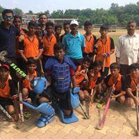 Maharashtra State inter school Hockey under 14 Tournament