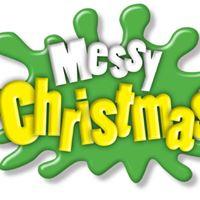 Messy Christmas and Crib Christingle Service Prep