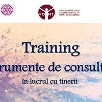 Training - instrumente de consultare n lucrul cu tinerii