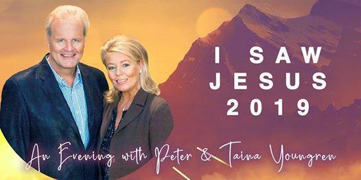 I Saw Jesus 2019 - Calgary