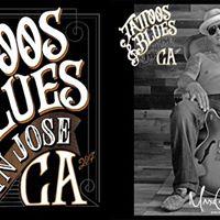 Maxx Cabello Jr.s &quotTattoos &amp Blues&quot  Record Release
