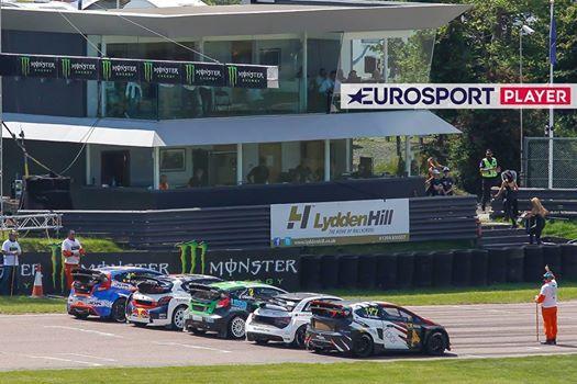 TitansRX Rallycross Europe Rounds 3 & 4 Lydden Hill
