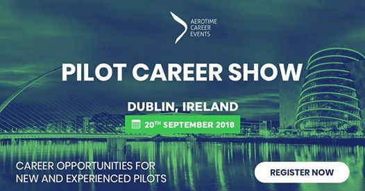 Image result for pilot career show dublin