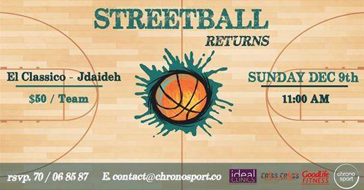 Streetball Returns