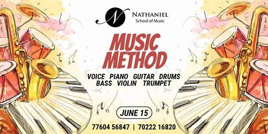 Music Method - Batch 72 -June 15th
