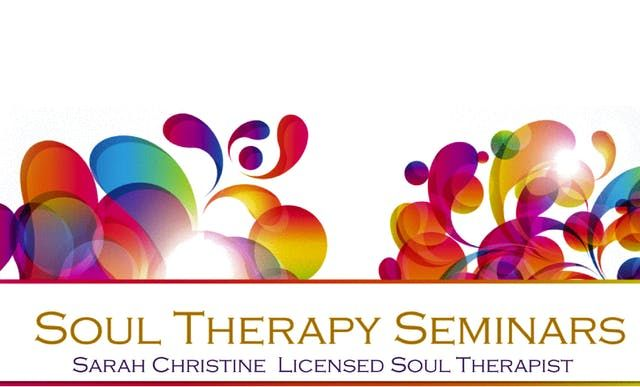 Soul Therapy Womens Seminar  Awakening Your Authentic Self in Sedona