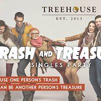 Trash &amp Treasure Singles Party at Treehouse