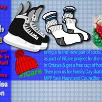 Free Hot Cocoa When You Donate Socks Mitts For The Needy In Ottawa