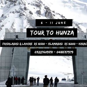 5 Days Tour to Hunza - Khunjerab Pass - Attabad Lake