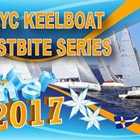 Keelboat Frostbite Race 6