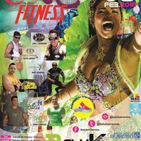 Fiesta Carnaval Fitness 2016