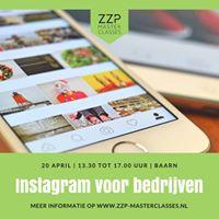 Masterclass zakelijk Instagram