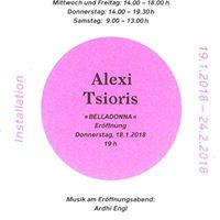 Alexi Tsioris - Belladonna