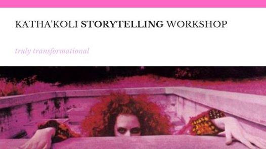 Kathakoli Storytelling Workshop