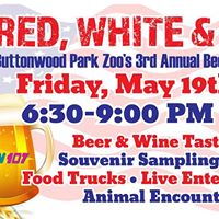 Red White &amp Brew at Buttonwood Park Zoo