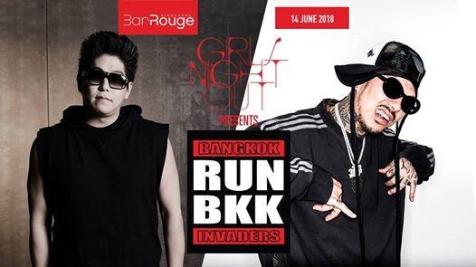 Girls Night Out presents Bangkok Invaders (DJ Ono & MC Dandee)
