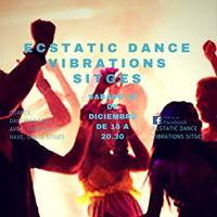 Ecstatic Dance Vibrations Sitges 16 de diciembre