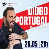 Diogo Portugal - Stand-up comedy