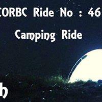 CORBC Ride No 46 &quotThe Camping Ride&quot