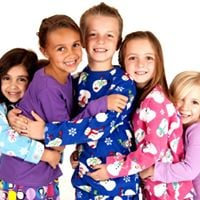 Kidz Club PJ Party