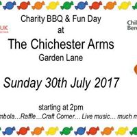Charity BBQ and Fun Day  The Chichester Arms