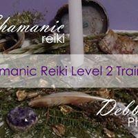 Shamanic Reiki Level 2 with Debbie Philp