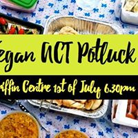 Winter Potluck with Vegan ACT