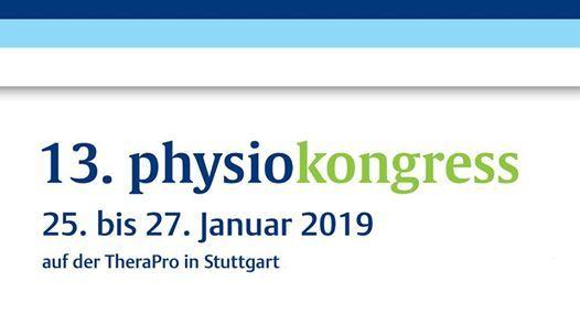 13. physiokongress