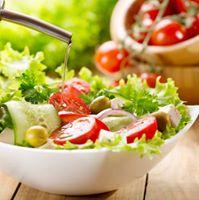Curso Gastronomia - Saladas