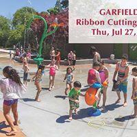 Garfield Park Ribbon Cutting Celebration