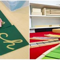 Workshop Pedagogia Montessori - Linguagem
