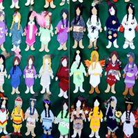 Faceless Dolls Project Make a Doll Workshop