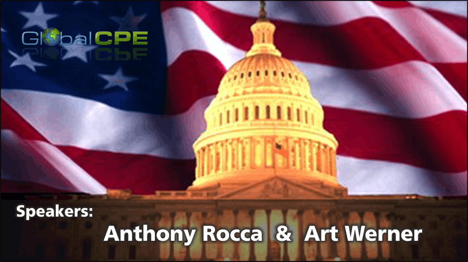 Federal Tax Update  Philadelphia PA    January 23rd and 24th 2019
