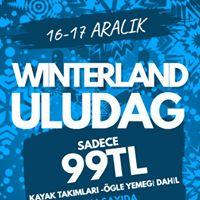 Winterland Uludag anakkale Her Hafta Sonu Kalkl