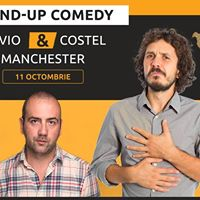 Manchester Stand-up comedy cu Teo Vio &amp Costel