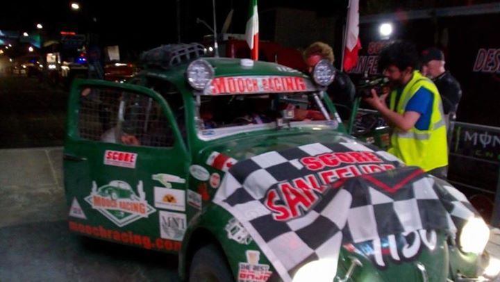 Mooch Racing Baja 500 Fundraiser