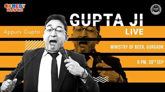 GuptaJi LIVE - Gurgaon