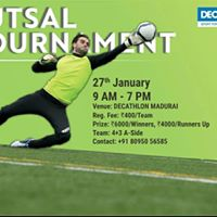 Futsal 4-A-SIDE Tournament