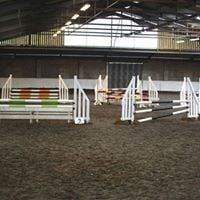Arena Hire with Show Jumps